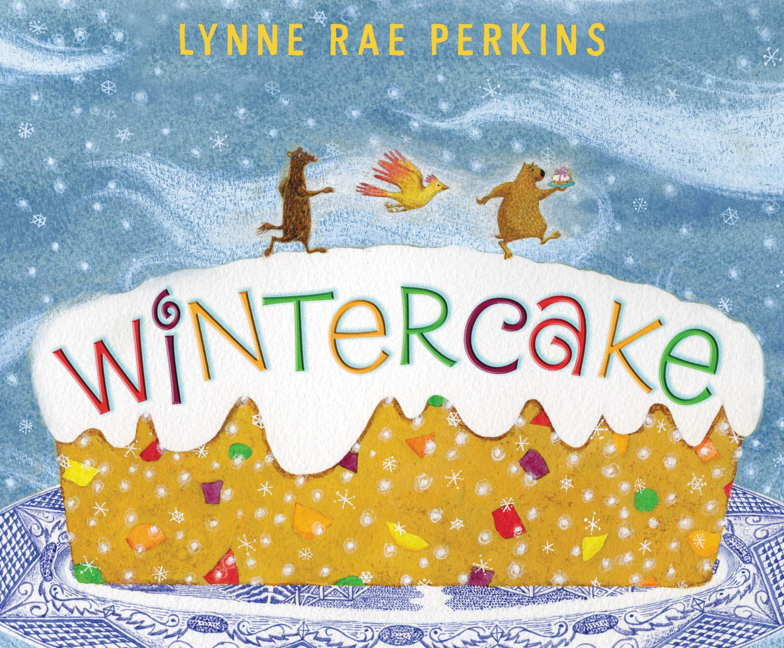 Image result for wintercake lynne rae perkins
