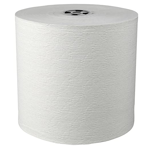 Scott Pro Hard Roll Paper Towels (25703) with Absorbency Pockets, for MOD Dispenser (Grey Core only), 1150 / Roll, 6 White Rolls / Case, 6, 900 feet: Paper ...