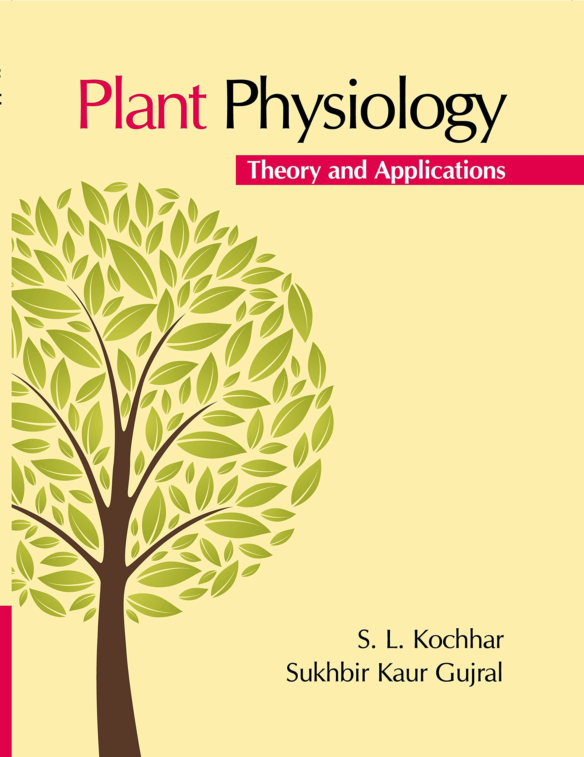Plant Physiology: Kochhar: 9789385386213: Amazon com: Books
