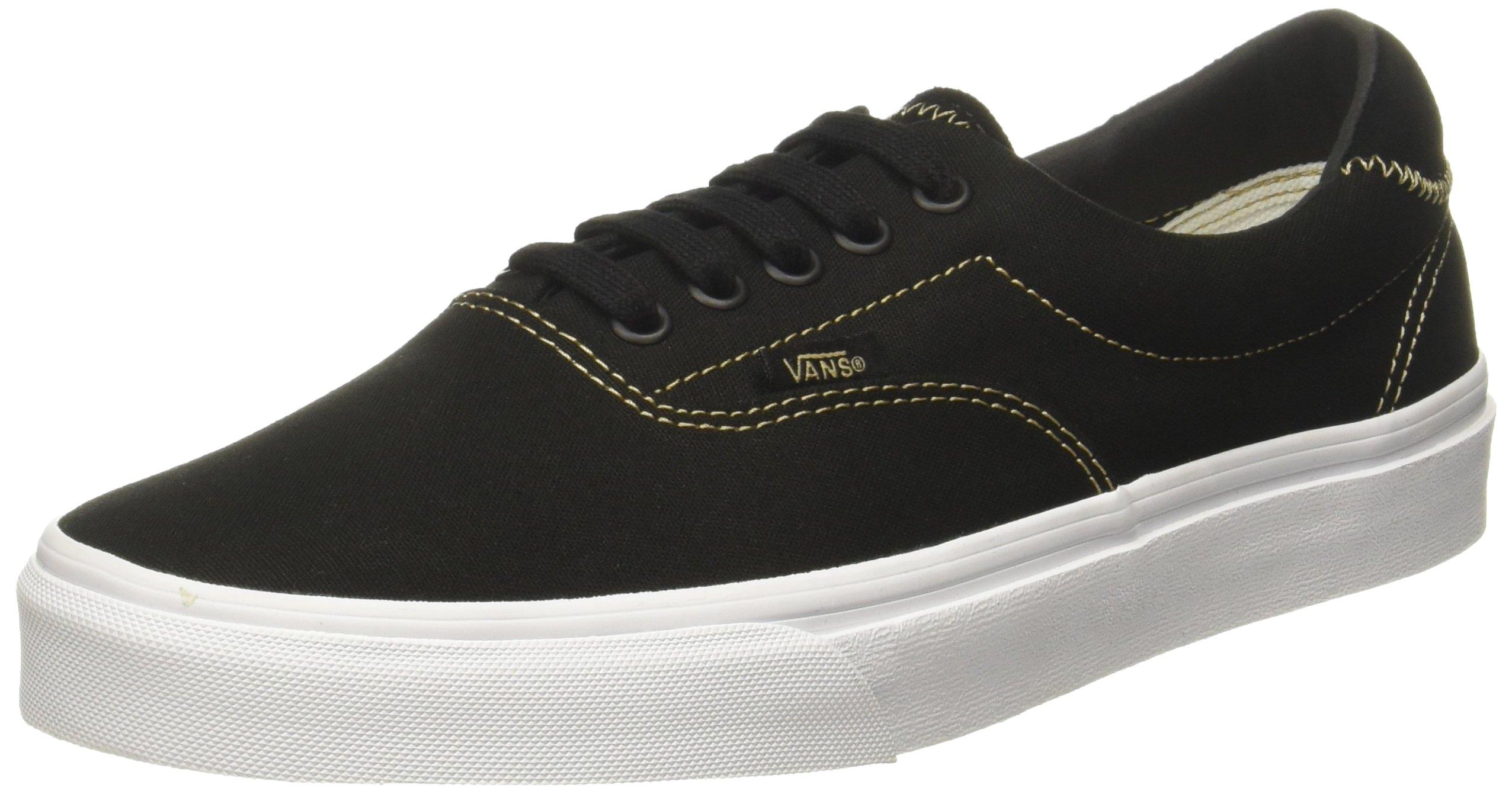 b74aa506dc Galleon - Vans Era 59 (C S) Mens Fashion-sneakers VN-A38FSMVG 8 - Black Sand