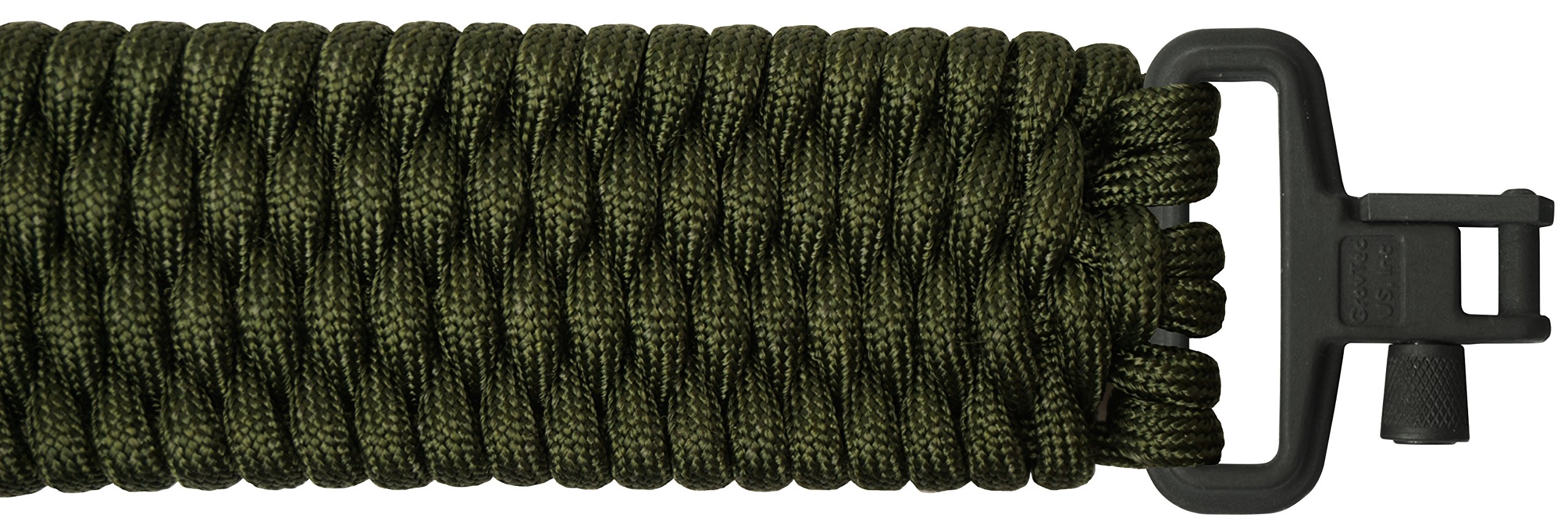 TOUGH-GRID Backbone(TM) Paracord Rifle Sling - Gun Sling/Rifle Sling - Handmade in The USA with Authentic Mil-Spec 750lb Type IV Paracord and Mil-Spec Swivels (BackBone70CGBoa) by TOUGH-GRID (Image #1)