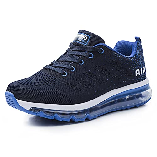 Hombre Mujer Zapatillas de Deporte Zapatos Aire Libre y Deportes Zapatillas  de Running Shoes(833BL39 e80a9cf2504fa