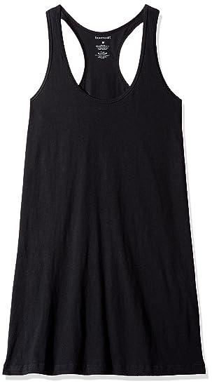 76199e7a2abd7a Amazon.com  Boxercraft Women s Cotton Pajama Sleep Tank and Cover Up Shirt