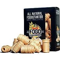Fogo FS15 FOGOstarters Fire Starter, 15-Count, Natural
