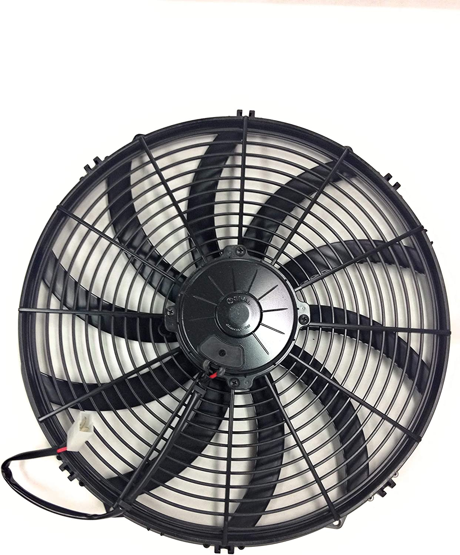 SPAL va18-ap71/ll-59 a 12 voltios (extractor ventilador de ...