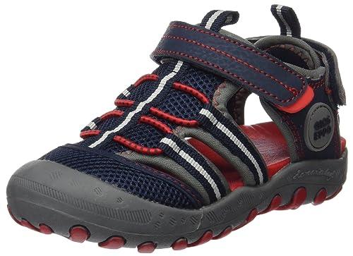 8d4ac8ec GIOSEPPO Mess, Sandalias con Velcro para Niños: Amazon.es: Zapatos y  complementos