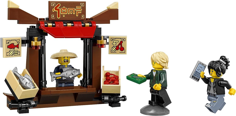 Lego The Ninjago Movie 70607 City Chase LLOYD GARMADON boy with Soda minifigure!