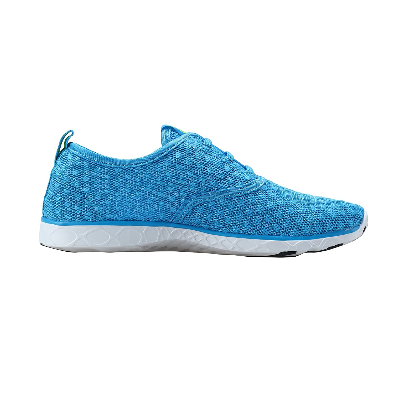 Dreamcity Women's Water Shoes Athletic Sport Lightweight Walking Shoes B01KYWJQF8 6 B(M) US,Blue