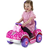 Deals on Disneys Minnie Mouse Toddler Ride-On Toy by Kid Trax
