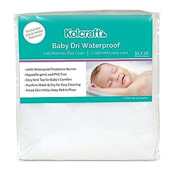 Amazon.com: Kolcraft bebé Dri impermeable Pad: Baby