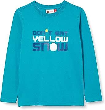 LEGO Lwtaupo-Langarmshirt Camiseta Unisex niños