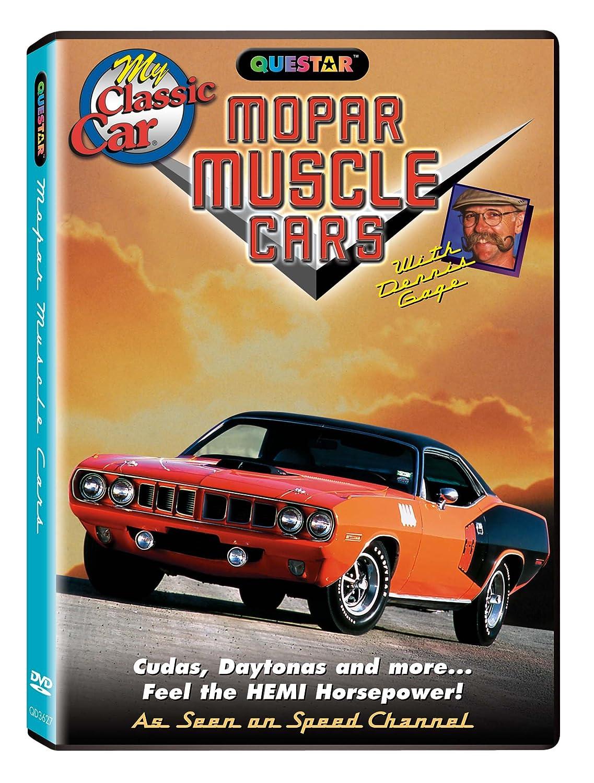 Amazon.com: My Classic Car: Mopar Muscle Cars: Dennis Gage, Ben ...