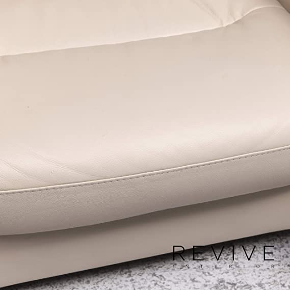 Stressless Designer Leather Armchair Cream Relax Function ...