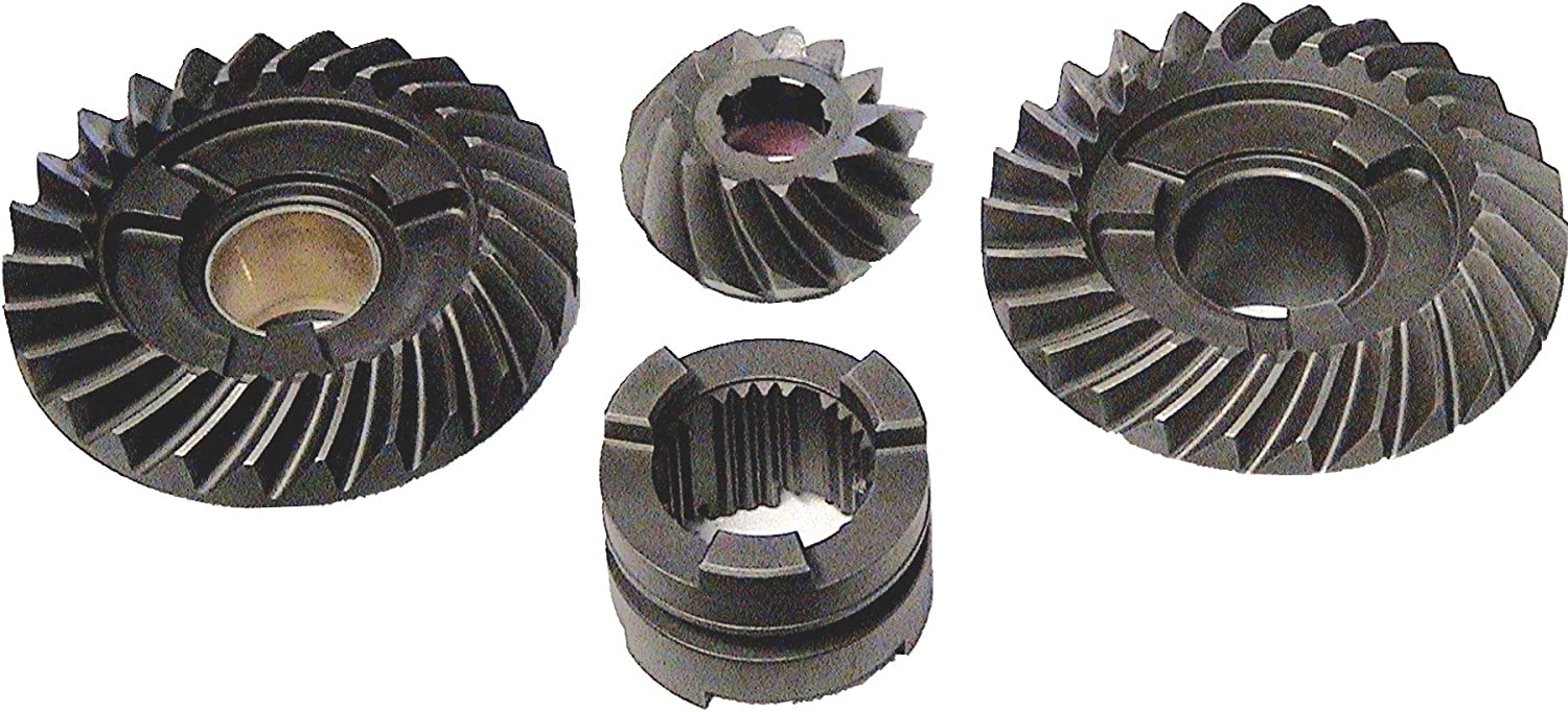 Lower Unit Gears - 4 piece Gear Set for Johnson/Evinrude 85-140 HP V4 Outboard Motor 1978-2012 - GP-5120-4