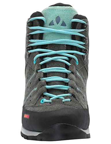 Mens Mens Dibona Advanced Multisport Outdoor Shoes Turquoise Size: 8 UKVaude