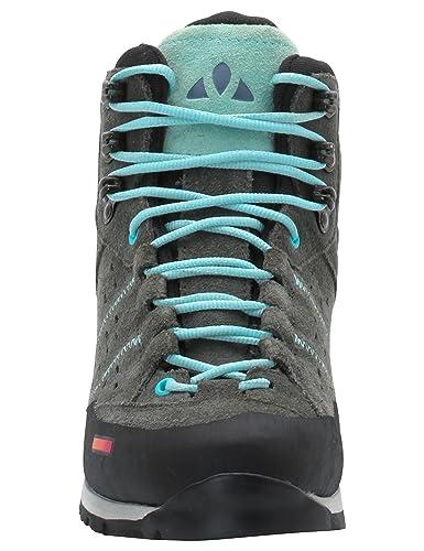 Mens Mens Dibona Advanced Multisport Outdoor Shoes Turquoise Size: 8 UKVaude CEL92Z