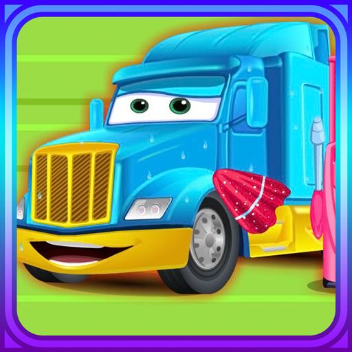 A Design Truck (Truck Car Wash)