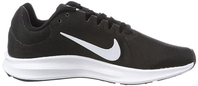 Amazon.com | Nike Womens Downshifter 8 Running Shoe Black/White/Anthracite 5 Regular US | Road Running