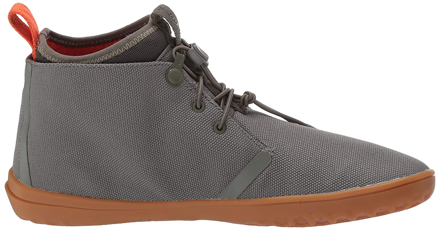 Vivobarefoot Gobi Ii Utility Mens Winter Lace Up Desert Boot with Durable Barefoot Sole