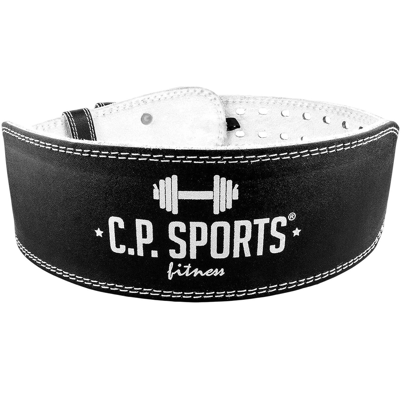 CP Sports Fitnessgürtel Bodybuildinggürtel Sportgürtel Bodybuilding Gewichtheben Fitness & Jogging Gewichthebergürtel