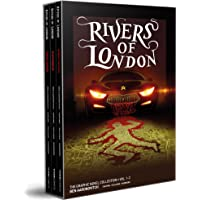 Rivers of London Volumes 1-3 Boxed Set Edition