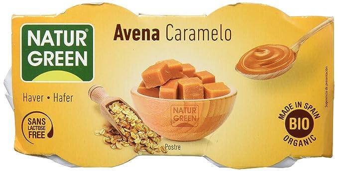 NATURGREEN AVENA CARAMELO 2 x 125 gr