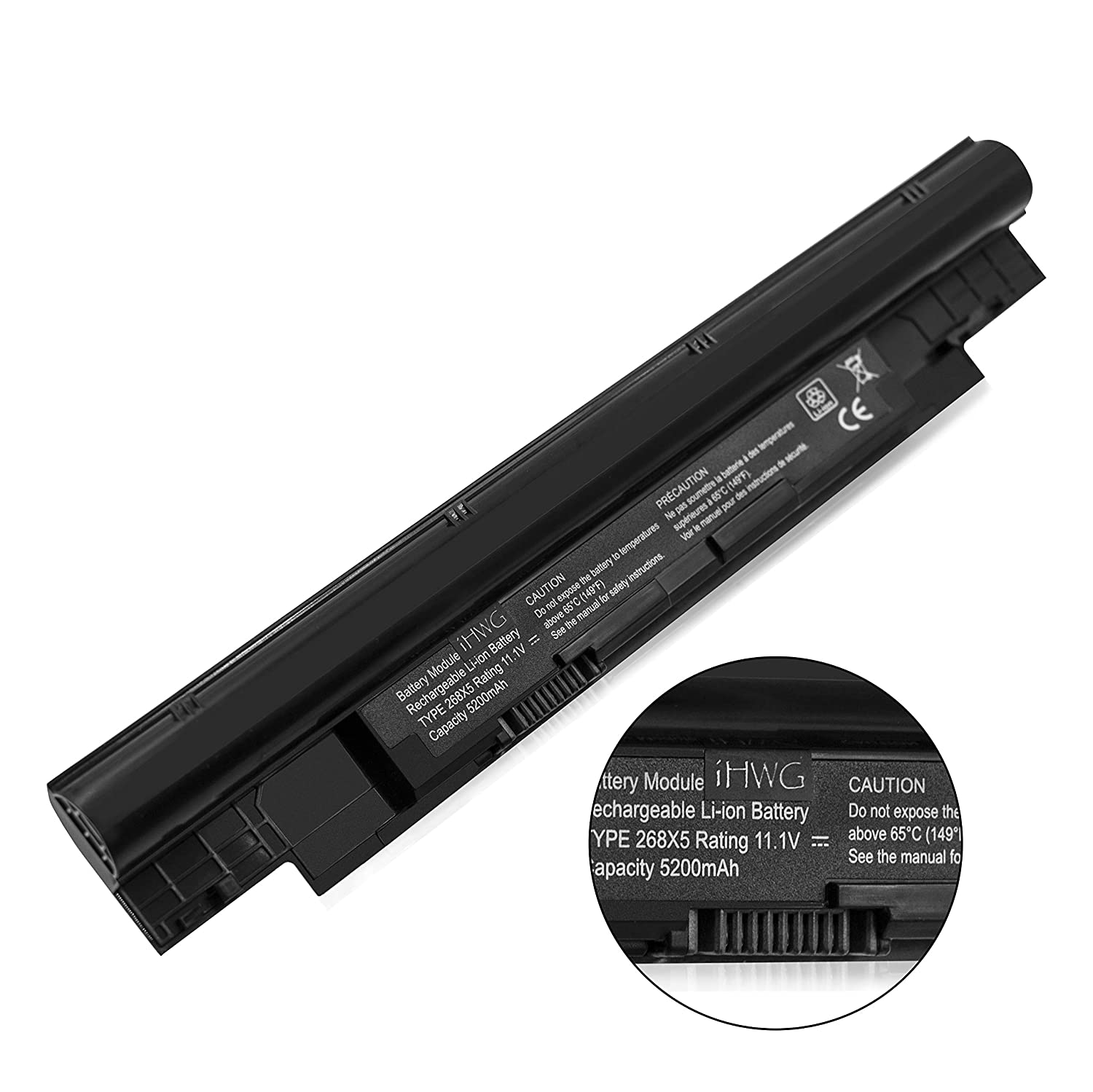 Laptop Accessories Accessories gaixample.org 6-Cell 11.1V 5200Mah ...
