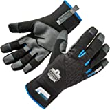 Ergodyne Proflex 817WP Insulated Thermal Waterproof Utility Glove, Large
