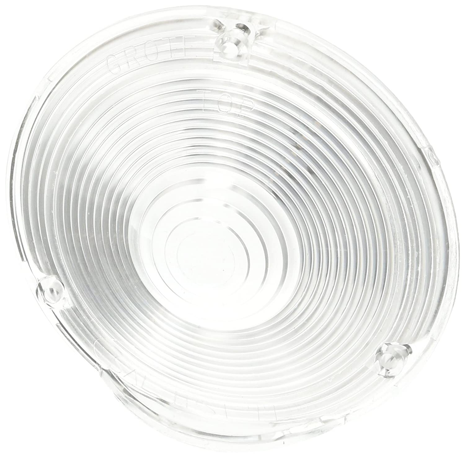 Grote 91581 Clear License Backup Replacement Lenses