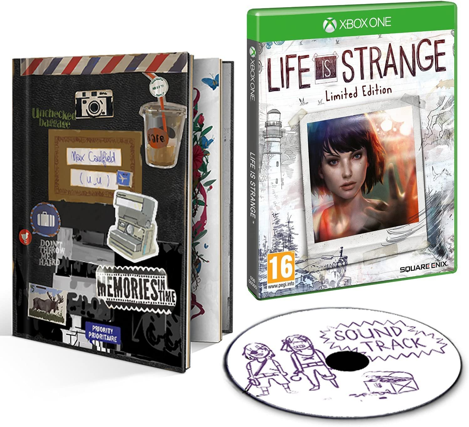 Life is Strange Limited Edition (Xbox One) by Koch International: Amazon.es: Videojuegos