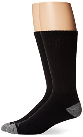 792f6a72c2339 Timberland Men's 3-Pack Crew, Black, Sock Size:10-13/Shoe Size: 6-12(Shoe  size 9-12) at Amazon Men's Clothing store: Casual Socks
