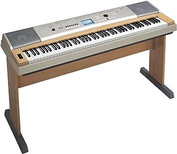 yamaha 88 weighted keyboard. yamaha ypg635 88-key weighted portable grand 88 keyboard amazon.in