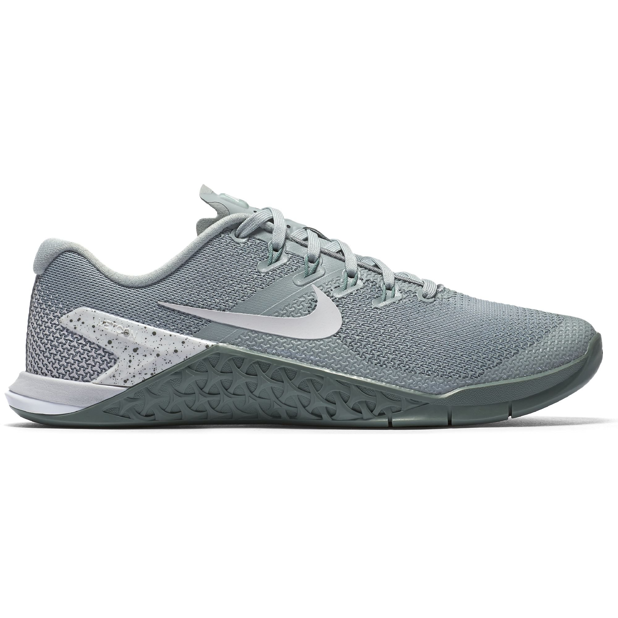 56166d6094b309 Galleon - Nike Women s Metcon 4 Training Shoe Light Pumice Vast Grey Clay  Green White Size 9.5 M US