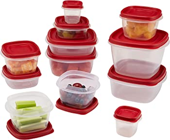 24-Pc Rubbermaid Food Storage Container Set with Lid
