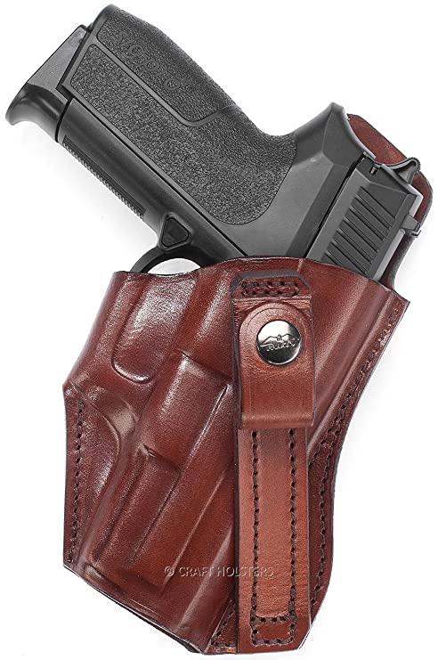 Amazon com : Beretta M9A3 Canted Tuckable Leather IWB