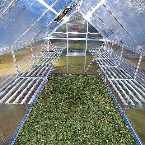 Palram Greenhouse Accessory Heavy Duty Shelf Kit