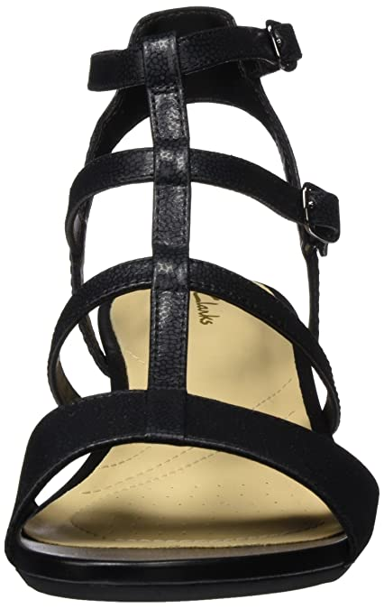 77f9e3d2f447 Clarks Women s s Parram Spice Gladiator Sandals  Amazon.co.uk  Shoes   Bags