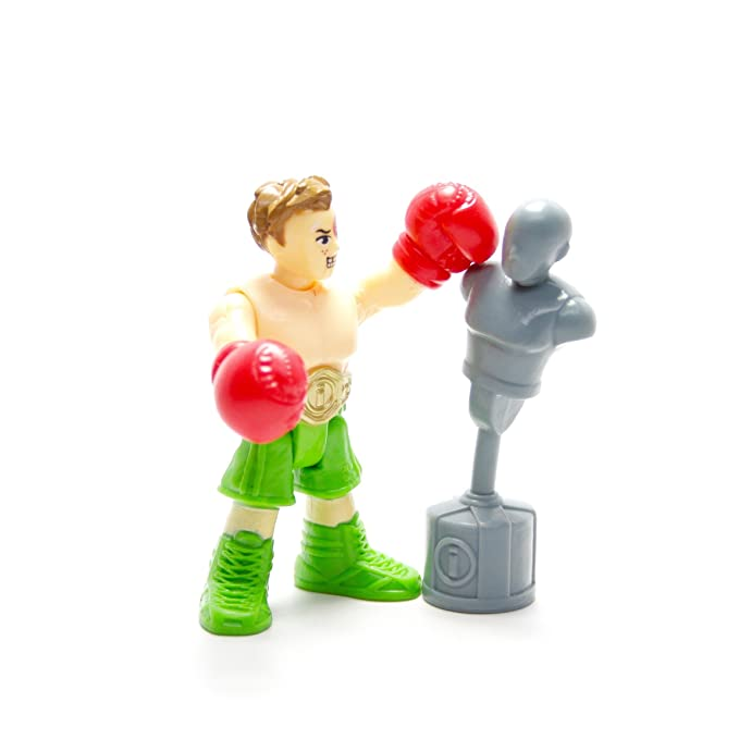 Fisher-Price Imaginext Collectible Figures Series 4 - Boxer ...