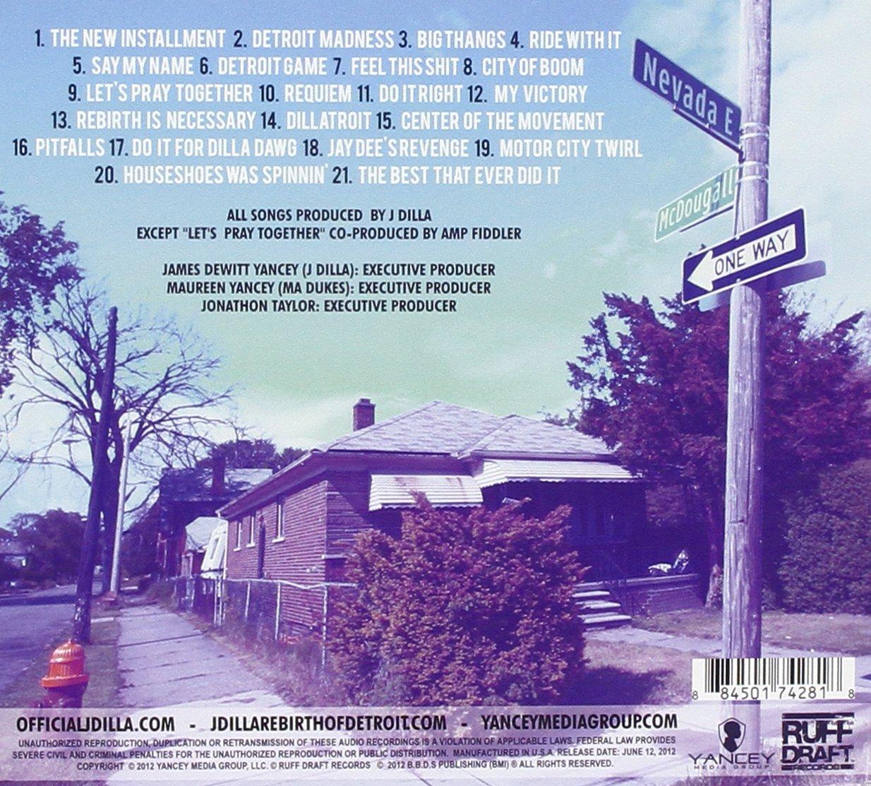 Amazon | Rebirth of Detroit | J Dilla | ヒップホップ一般 | 音楽