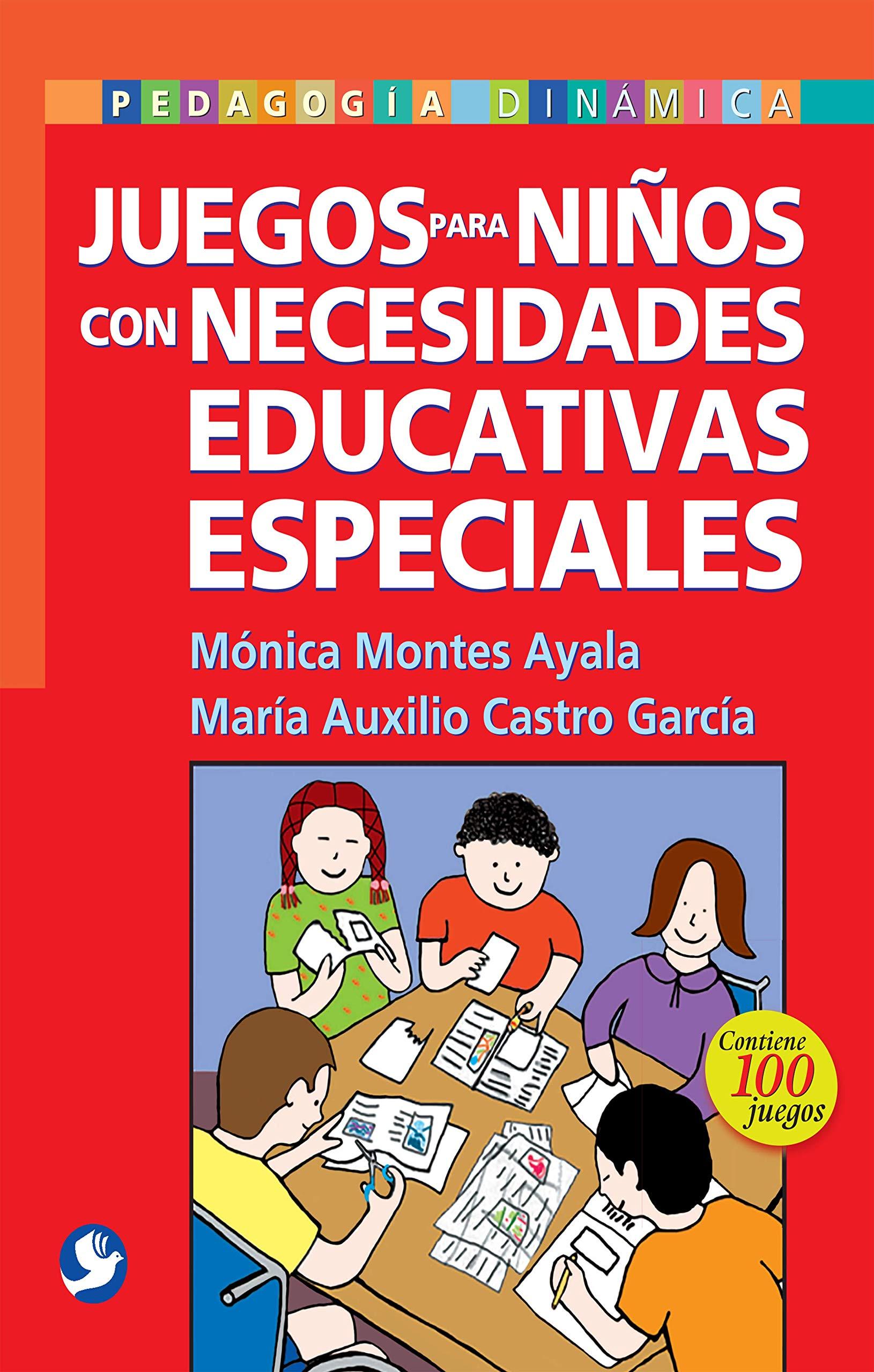 Juegos Para Ninos Con Necesidades Educativas Especiales Pedagogia