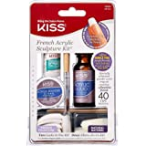 KISS French Acrylic Sculpture Kit 1 ea