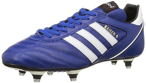 super popular df714 827c0 adidas Kaiser 5 Cup, Botas de fútbol para Hombre  Amazon.es  Zapatos y  complementos