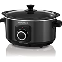 Morphy Richards Slow Cooker Sear and Stew Slowcooker