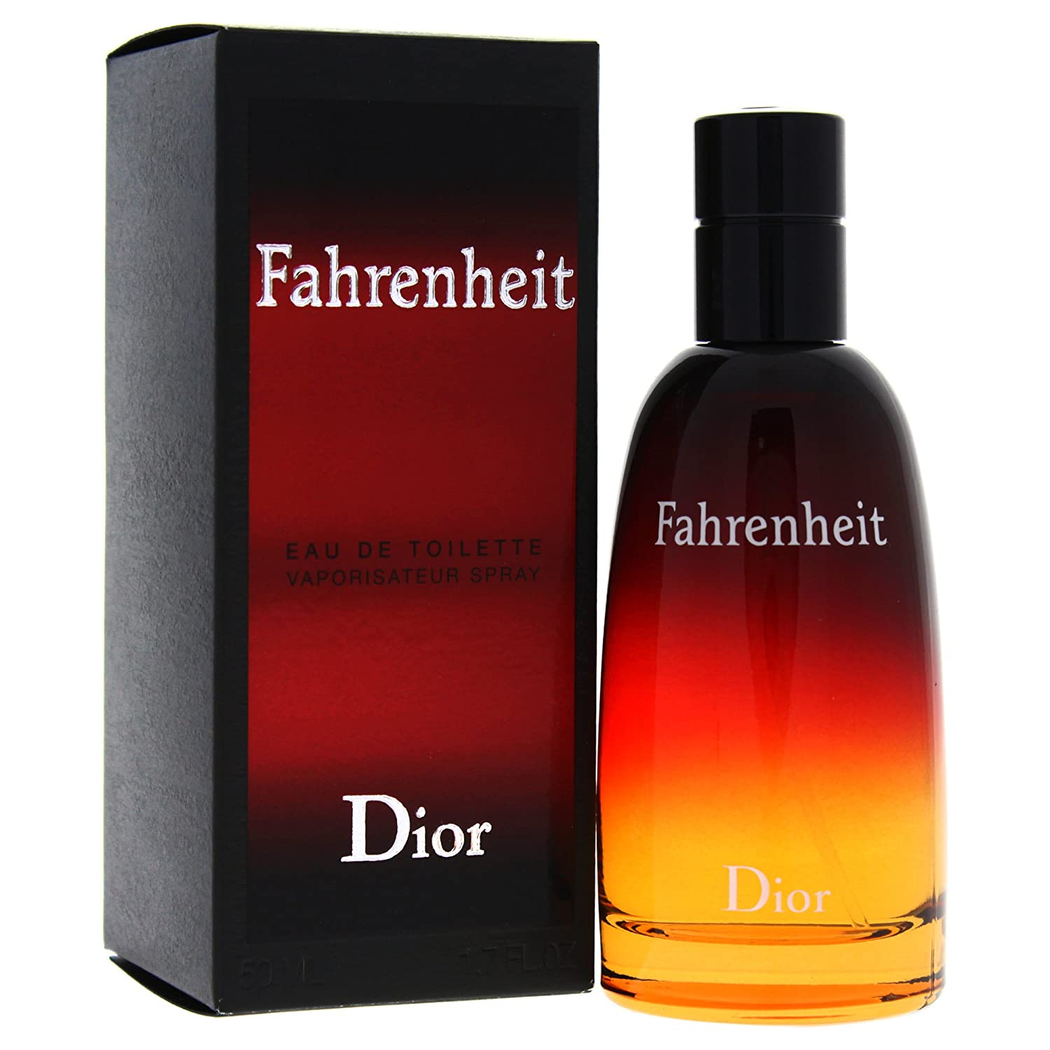 Fahrenheit By Christian Dior For Men. Eau De Toilette Spray 1.7 Ounces 125566 1DX2701_-50ml