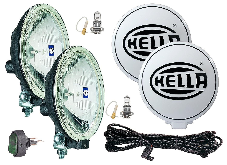 Hella H13750601 500 Driving Lamp Kit Automotive Wiring Harness Toyota 4runner