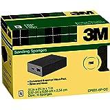 3M Sanding Sponge, Fine Grit, 6-Count (CP001-6P-CC)