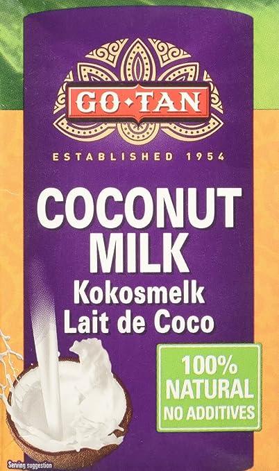 2 opinioni per Gotan Latte di Cocco