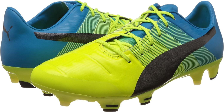 PUMA Evopower 1.3 FG Botas de fútbol, Hombre: Amazon.es: Zapatos y ...