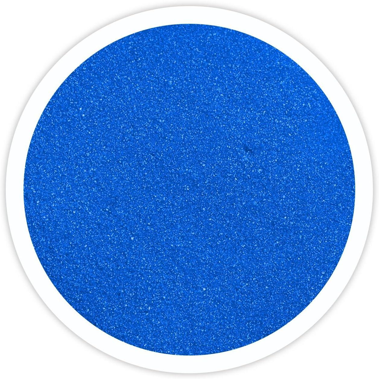 Sandsational Royal Blue (Cobalt) (Horizon) Unity Sand~1.5 lbs (22 oz), Blue Colored Sand for Weddings, Vase Filler, Home Decor, Craft Sand
