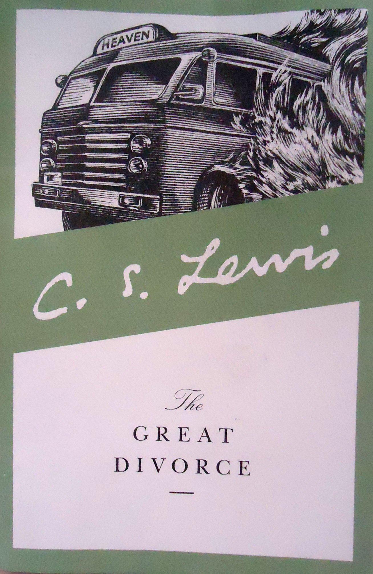 CS LEWIS THE GREAT DIVORCE EBOOK